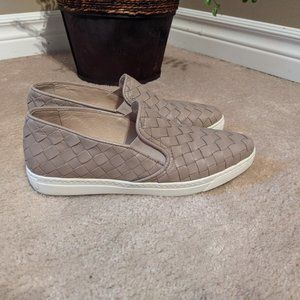 BOEMOS ITALY Woven Leather Shoes Size 36